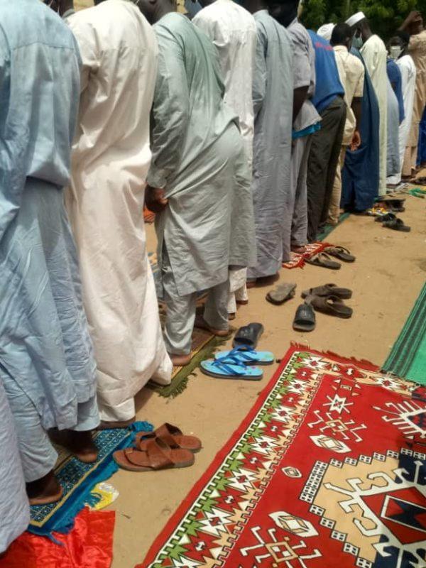 Prière du vendredi : les mesures barrières partiellement respectées