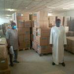 Le Tchad reçoit sa première commande pour la lutte contre le Coronavirus 3