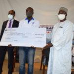 L'UE octroie cinq tonnes d'équipements de santé au Tchad 2
