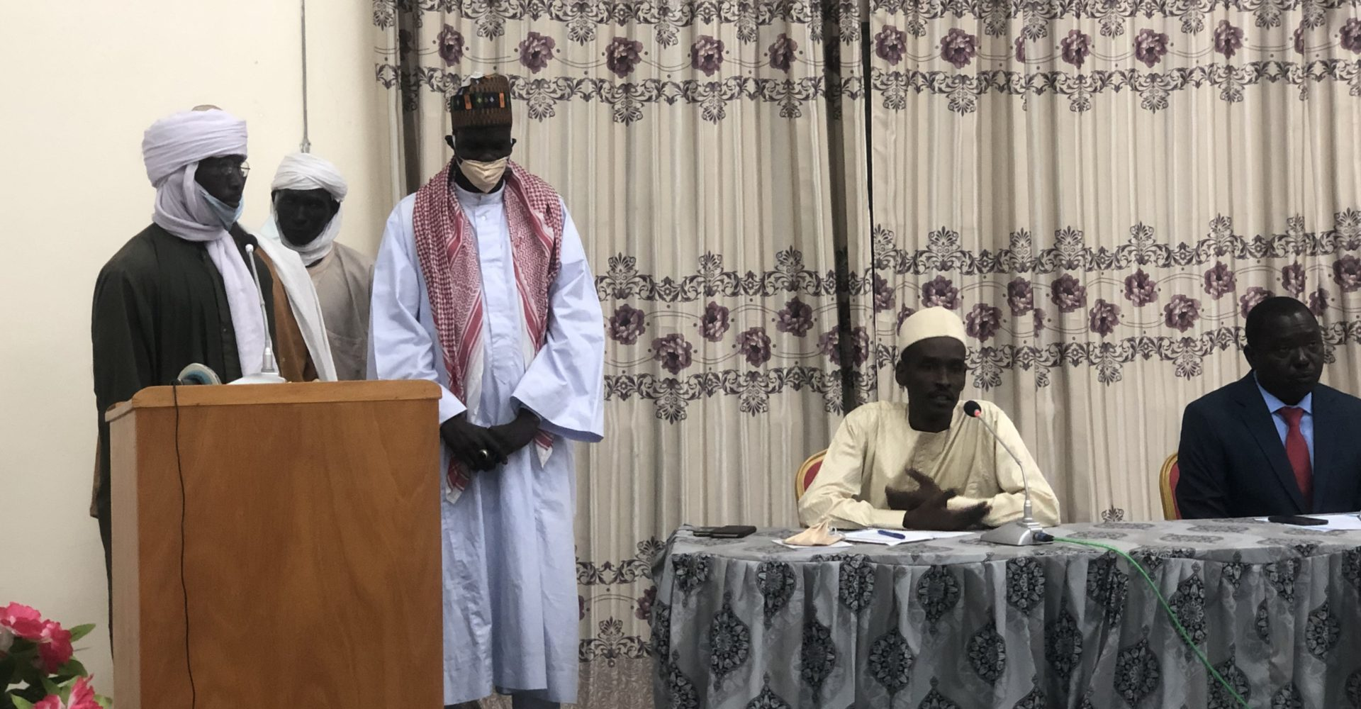 La Ltdh demande une enquête internationale sur la disparition des 44 éléments présumés de Boko Haram 1