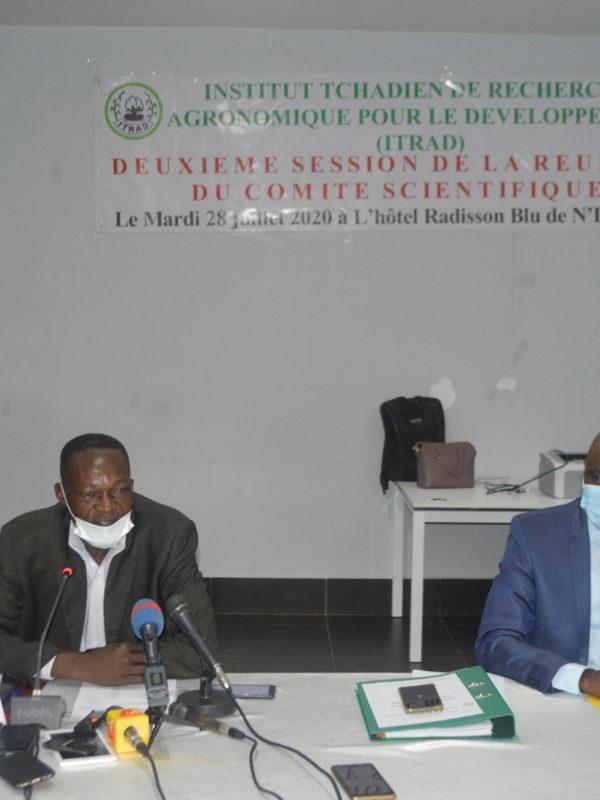 Deuxième session ordinaire du comité scientifique de l'Itrad