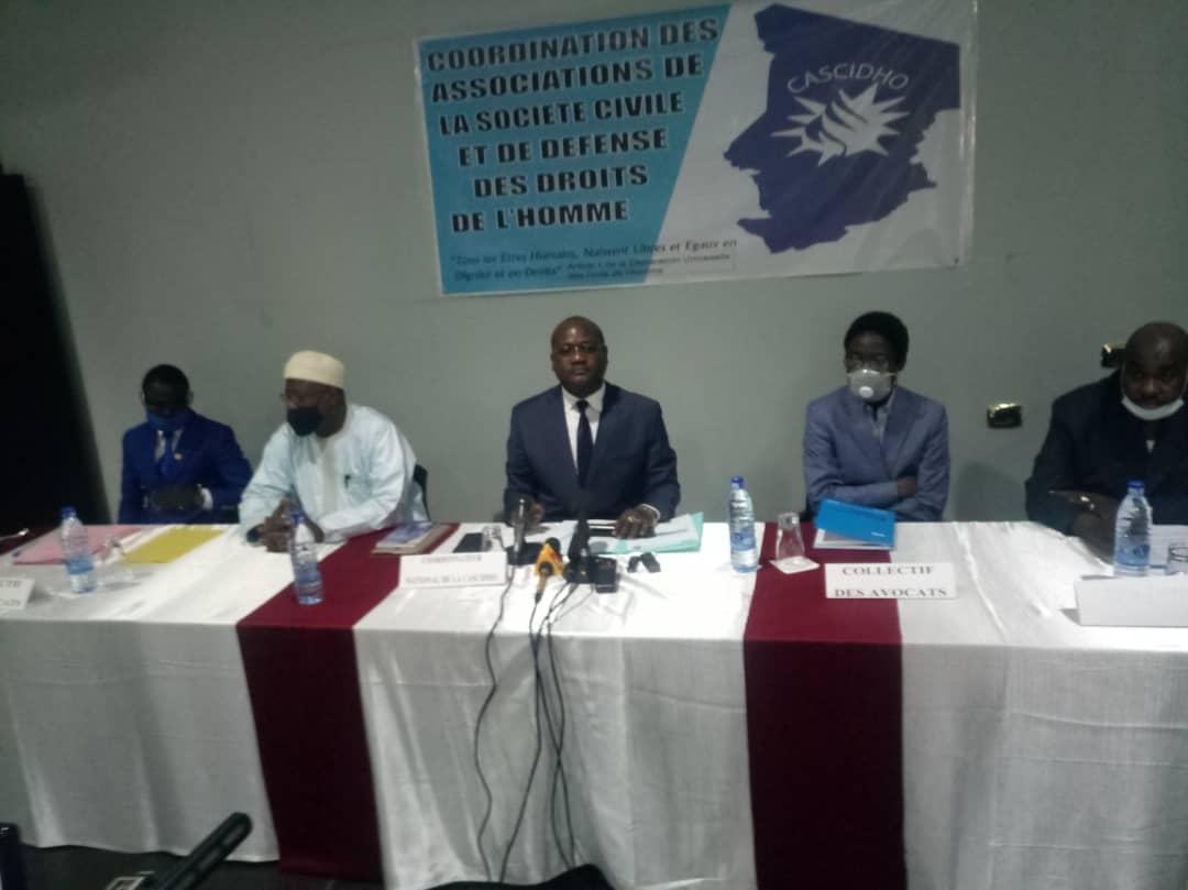 La cascidho s'est constituée partie civile pour le procès d'Abdoulaye Miskine 1