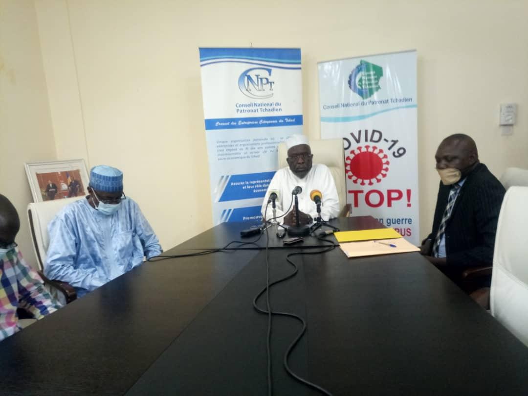 Le Cnpt plaide pour la protection des industries au Tchad 1