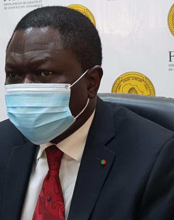 Ngueto Yambaye prend les rênes du Fonds Africain de garantie et de coopération économique