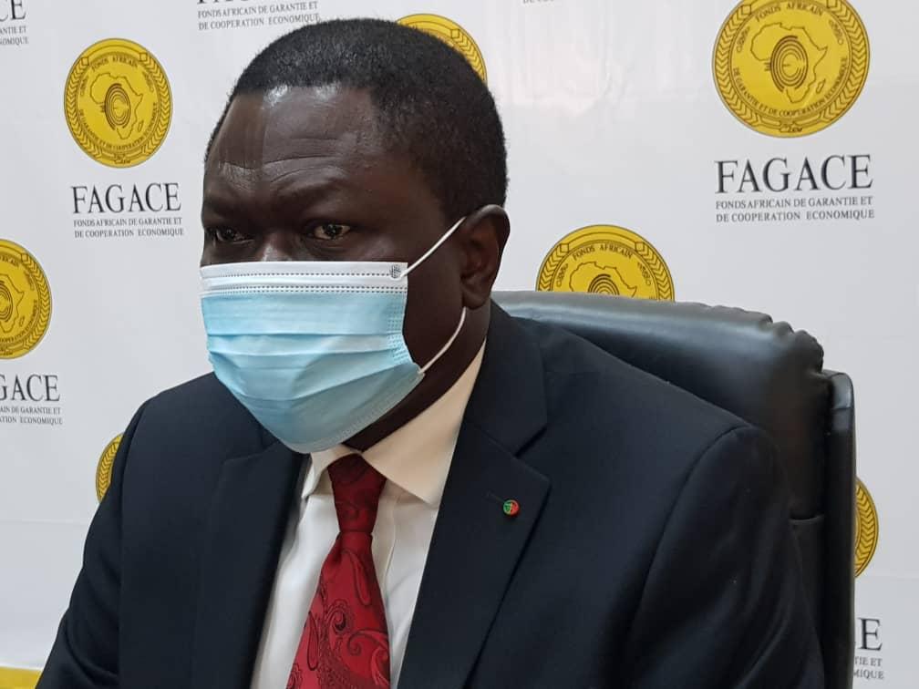 Ngueto Yambaye prend les rênes du Fonds Africain de garantie et de coopération économique 1