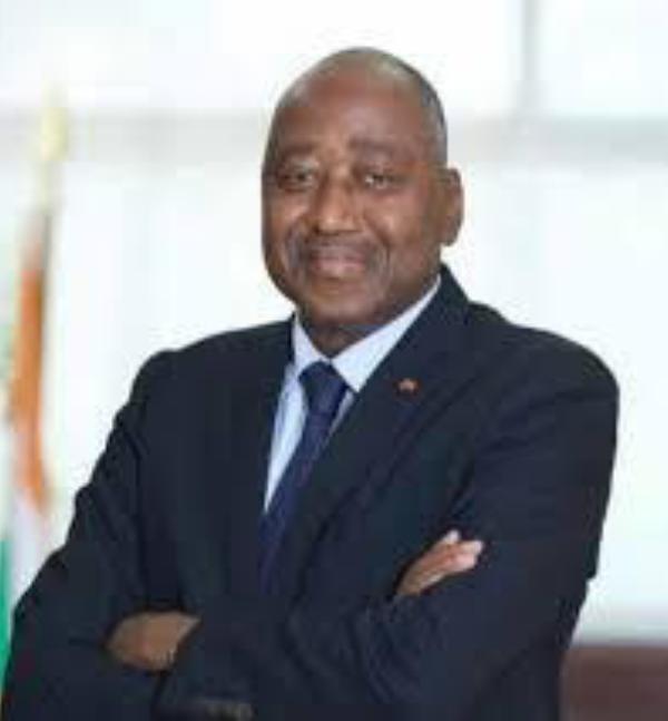 Le Premier Ministre Ivoirien, Ahmadou Gon Coulibaly est mort