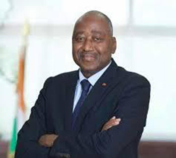 Le Premier Ministre Ivoirien, Ahmadou Gon Coulibaly est mort 1