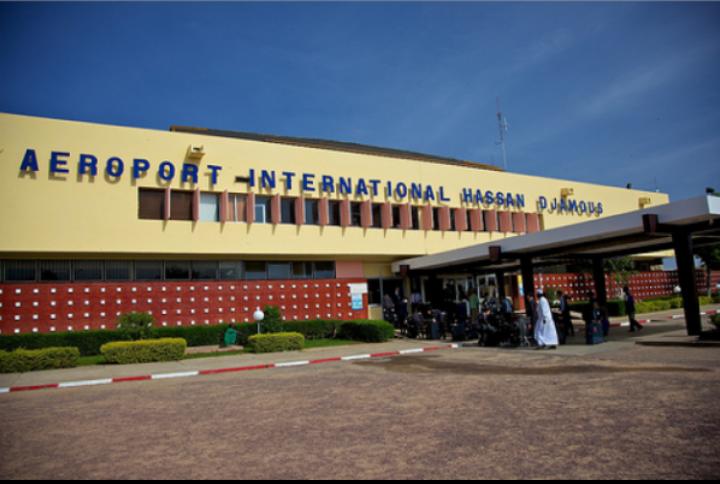 L'aéroport sera réouvert le 1er août 1