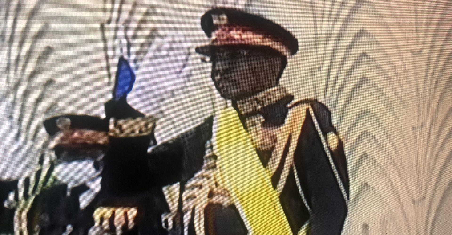 Idriss Deby Itno fait maréchal du Tchad 1