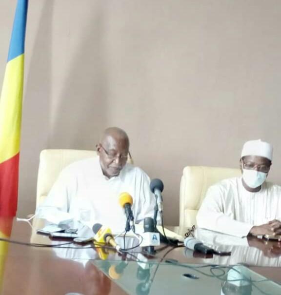 Tout est prêt pour introniser le Maréchal du Tchad informe Saleh Maki 1