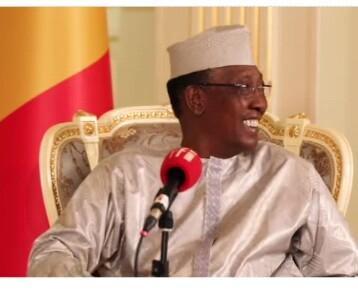 «Chaque pays qui intervient en Libye à son agenda politique, j'ai choisi la paix», selon Idriss Deby