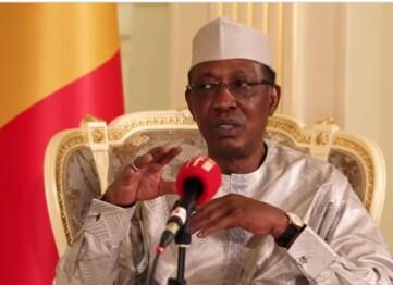 «Je ne sais pas si je serais candidat pour les élections de 2021», affirme Idriss Deby