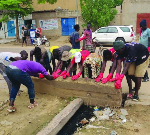 Les jeunes de Moursal lancent ''l'opération 6ème Arrondissement Hagui''