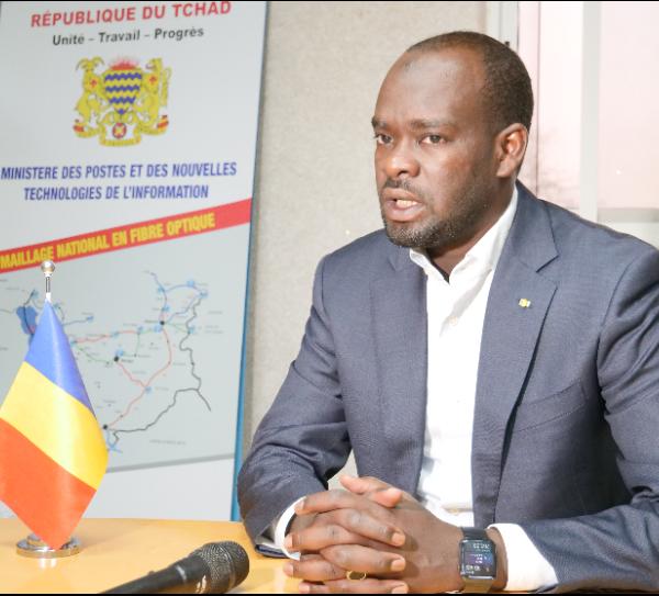 « Il faut que le secteur télécom soit ouvert avec une gouvernance efficace et une régulation orientée vers la neutralité technologique qui favorise la concurrence »: Idriss Saleh Bachar