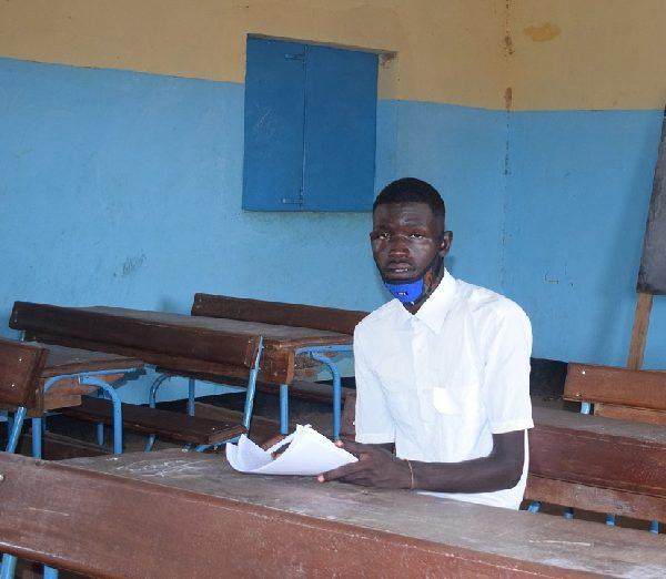Un élève réfugié parmi les meilleurs lauréats du Bac 2020
