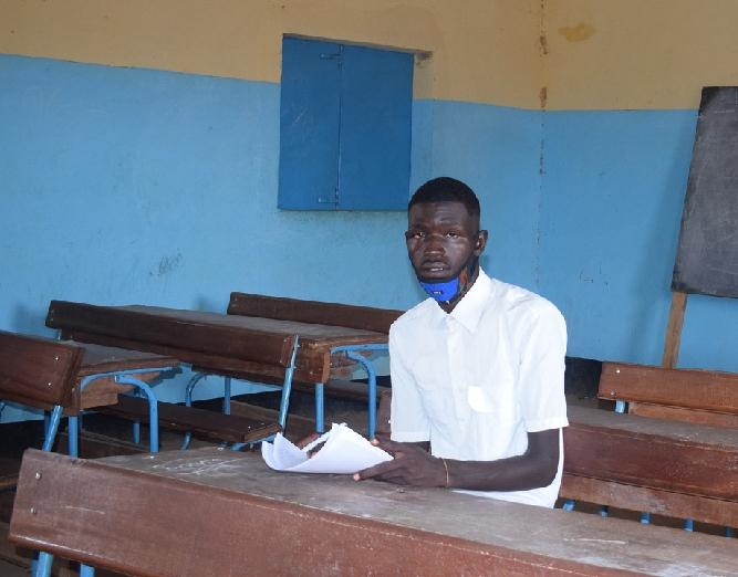 Un élève réfugié parmi les meilleurs lauréats du Bac 2020 1