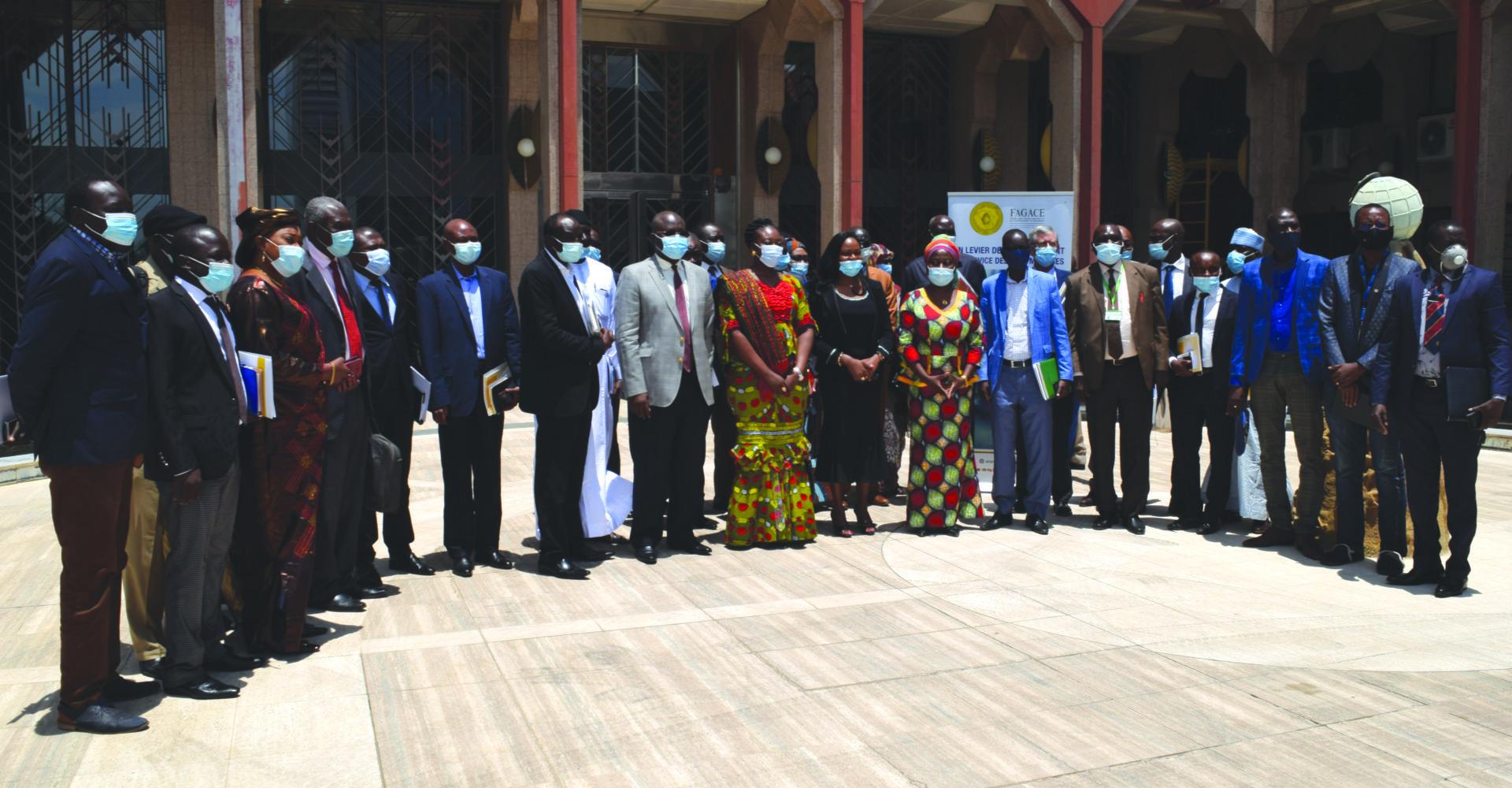 Le Fagace échange avec les acteurs pour impulser le financement de l'économie tchadienne 1