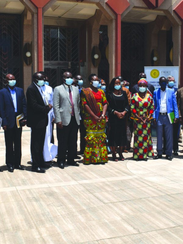 Le Fagace échange avec les acteurs pour impulser le financement de l'économie tchadienne