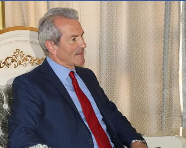L'Ambassade de l'Allemande au Tchad offre 15.000 kits de dépistage de Covid-19 au gouvernement