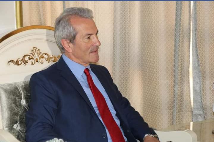 L'Ambassade de l'Allemande au Tchad offre 15.000 kits de dépistage de Covid-19 au gouvernement 1
