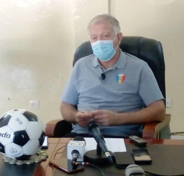 Emmanuel Tregoat fait le bilan des 6 mois d'absence des Sao