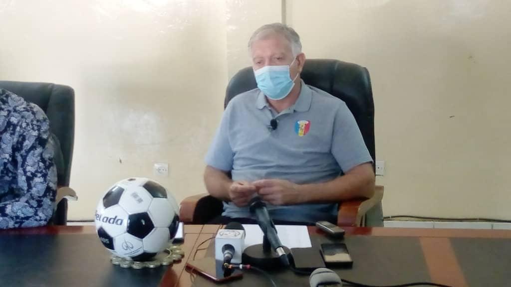 Emmanuel Tregoat fait le bilan des 6 mois d'absence des Sao 1