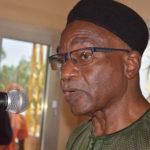 Dr Tahir Mahamat Saleh, nouveau président du syndicat des médecins du Tchad 2