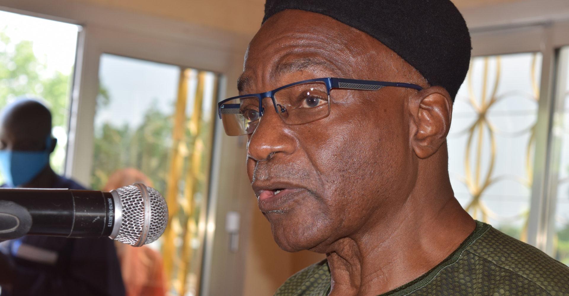Saleh Kebzabo : « le 2ème forum national inclusif est une foire des cancres » 1