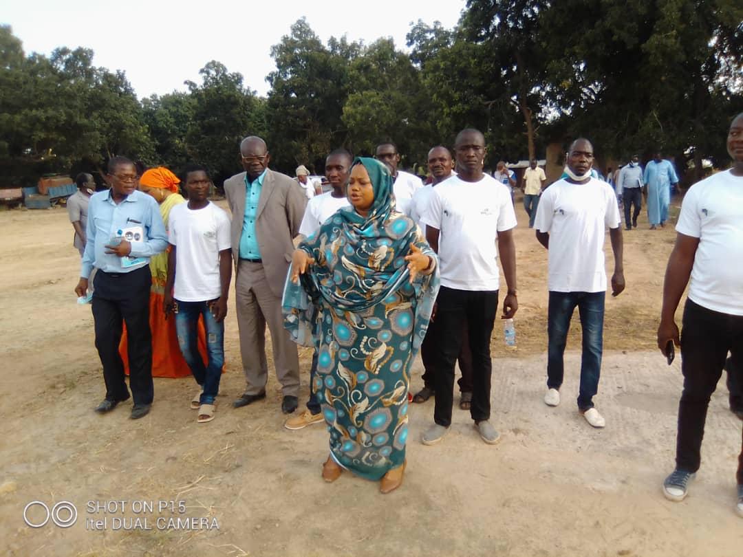 « La 2ème édition d'Aya BootCamp sera plus pratique » : Fatimé Souckar Terab 1