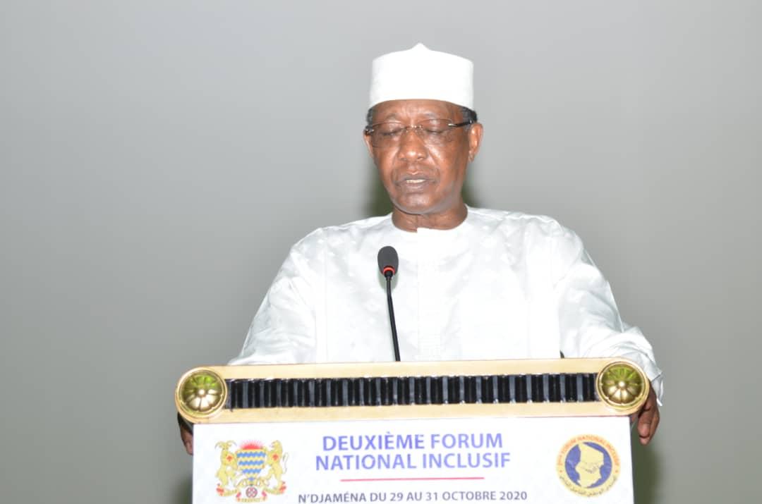 Les travaux du 2ème forum national inclusif sont lancés 1