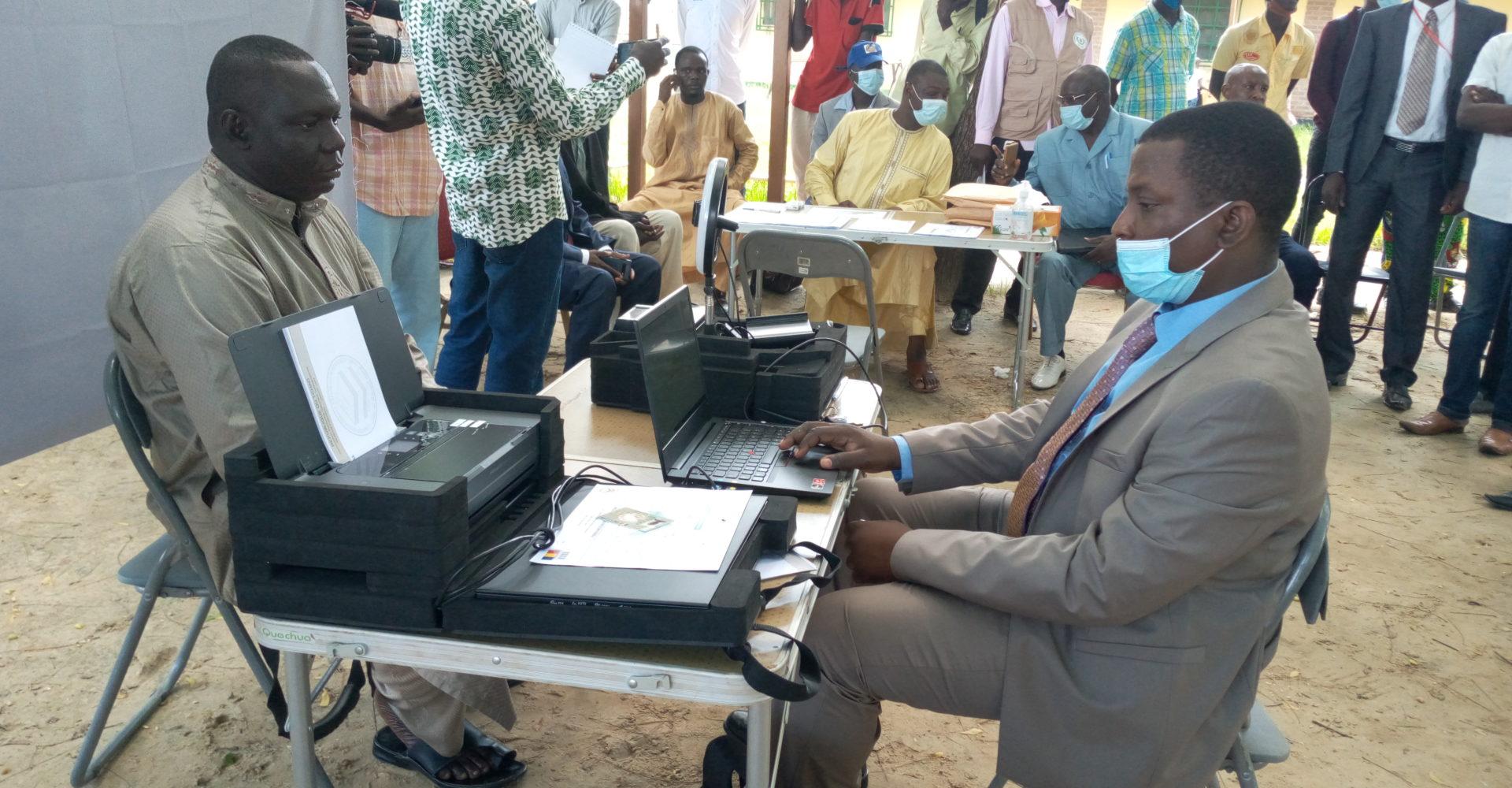 La Céni lance officiellement la révision du fichier électoral 1