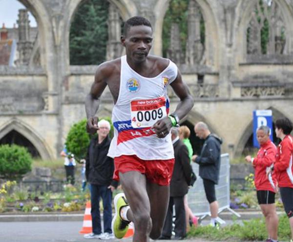 Bétoudji Valentin parmi les 10 Africains au Semi-marathon de Gdynia le 17 octobre prochain