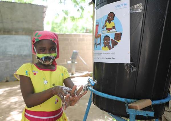 « 63 % de la population urbaine n'a pas accès à des installations de lavage des mains en Afrique subsaharienne » : Unicef