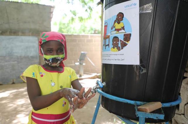 « 63 % de la population urbaine n'a pas accès à des installations de lavage des mains en Afrique subsaharienne » : Unicef 1
