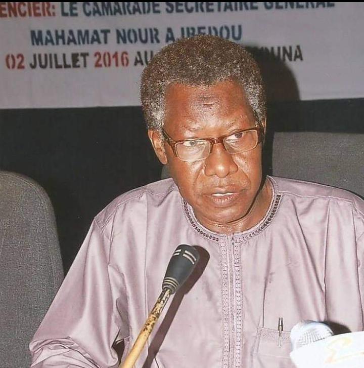 Mahamat Nour Ibédou demande la récusation du président du Tribunal de Grande Instance de N'Djaména 1