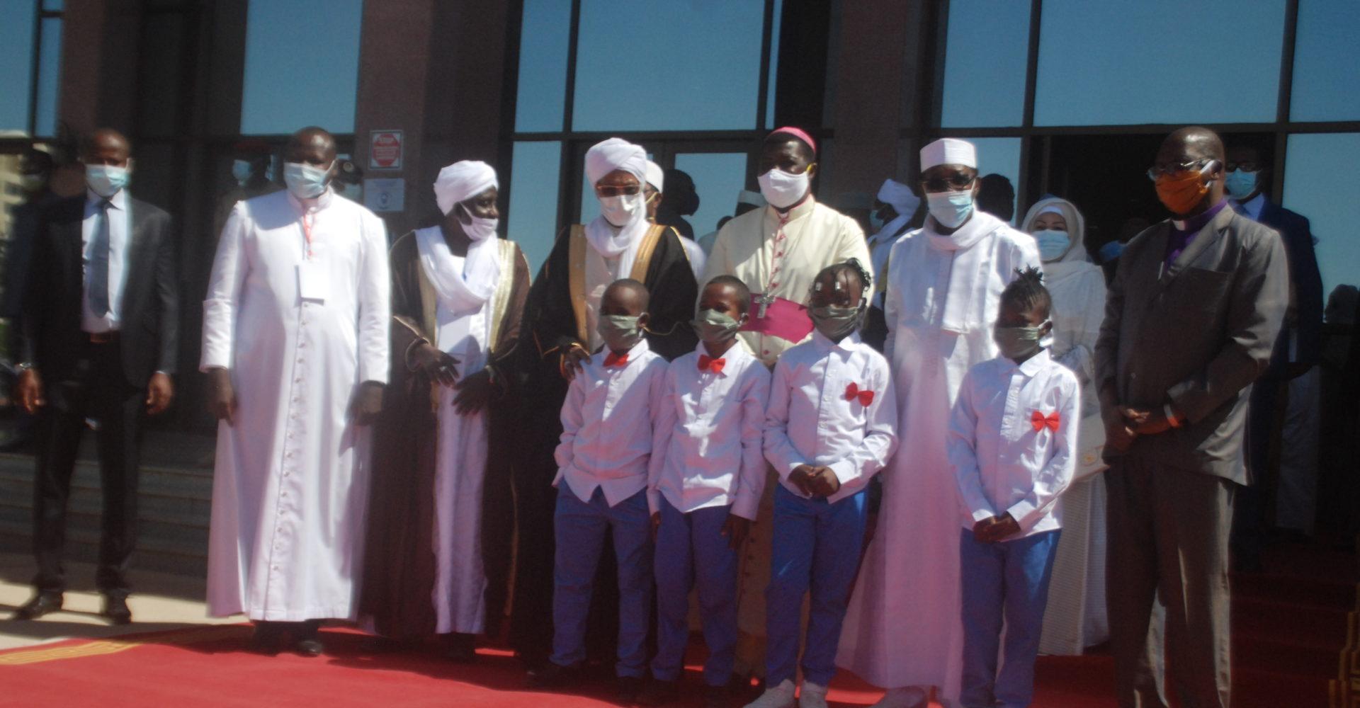 Le Tchad célèbre la 62ème année de la proclamation de la République avec la prière 1