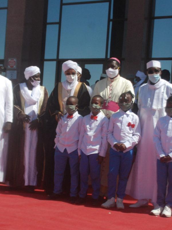 Le Tchad célèbre la 62ème année de la proclamation de la République avec la prière