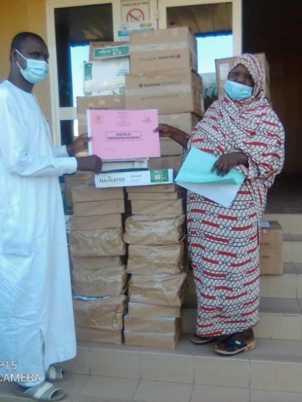 Le Pads appuie les districts sanitaires du Batha et Moyen Chari en outils de système d'information