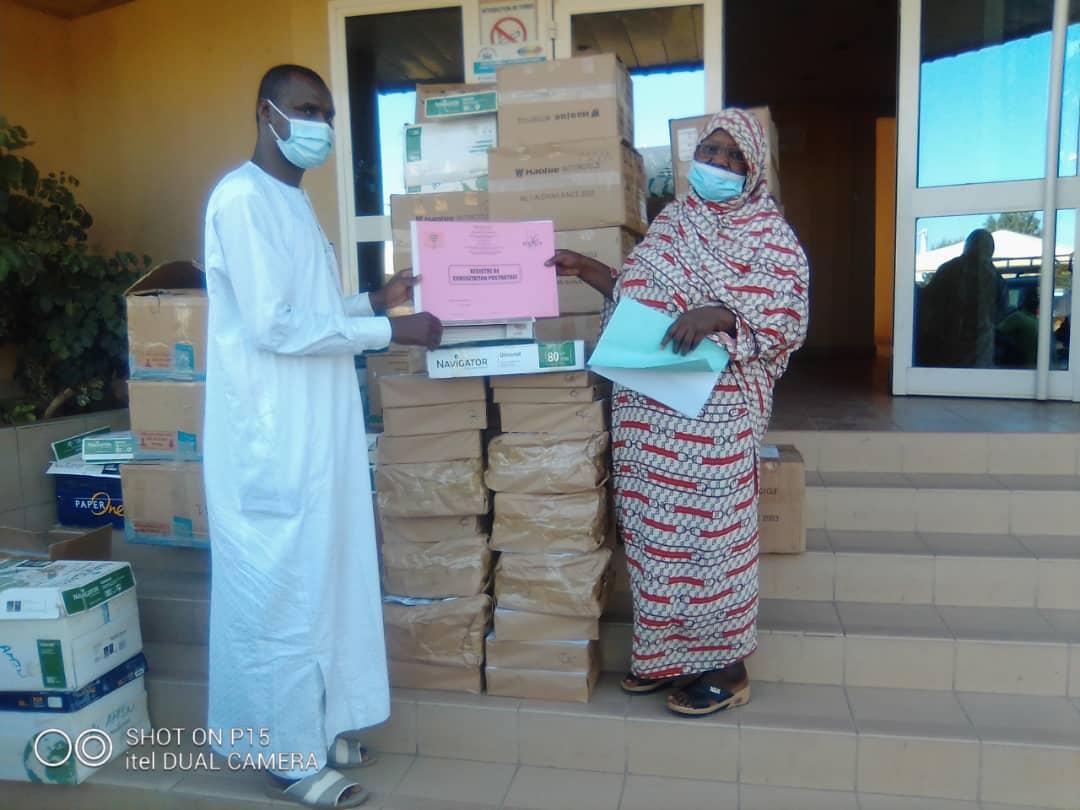 Le Pads appuie les districts sanitaires du Batha et Moyen Chari en outils de système d'information 1