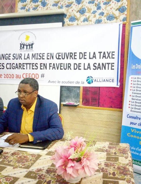 L'Adc évalue la mise en œuvre de la taxe sur les cigarettes