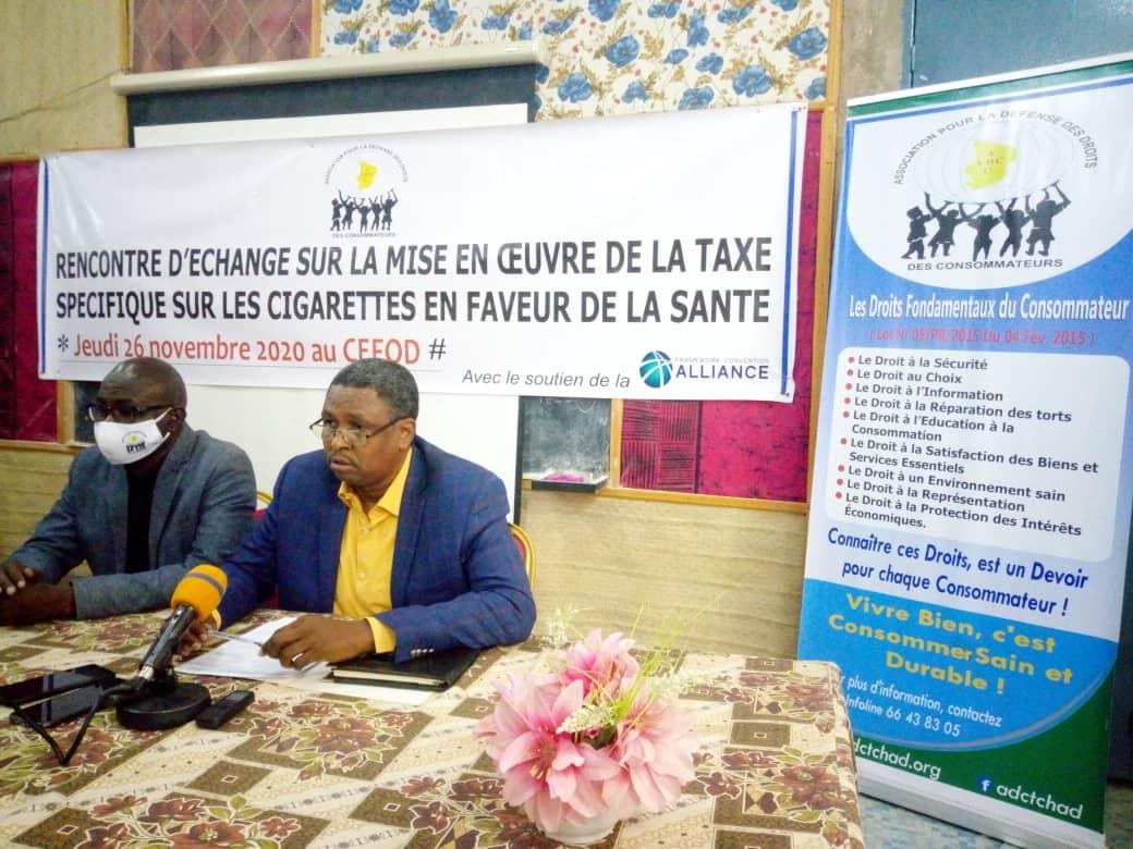L'Adc évalue la mise en œuvre de la taxe sur les cigarettes 1