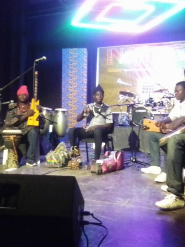 Ndjamvi: les artistes disent non aux violences basées sur le genre