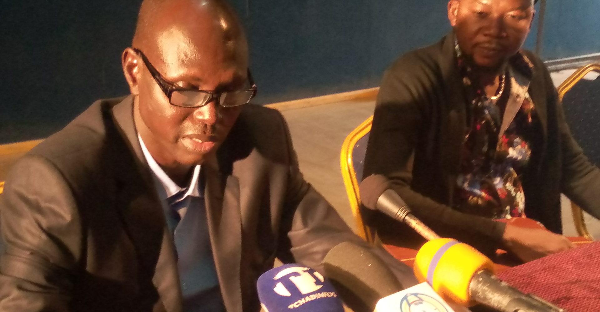 « Le président Idriss Deby Itno est le seul aujourd'hui à même de fédérer les Tchadiens » : Clément Djimet Bagaou 1