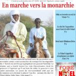 « Le président Idriss Deby Itno est le seul aujourd'hui à même de fédérer les Tchadiens » : Clément Djimet Bagaou 2