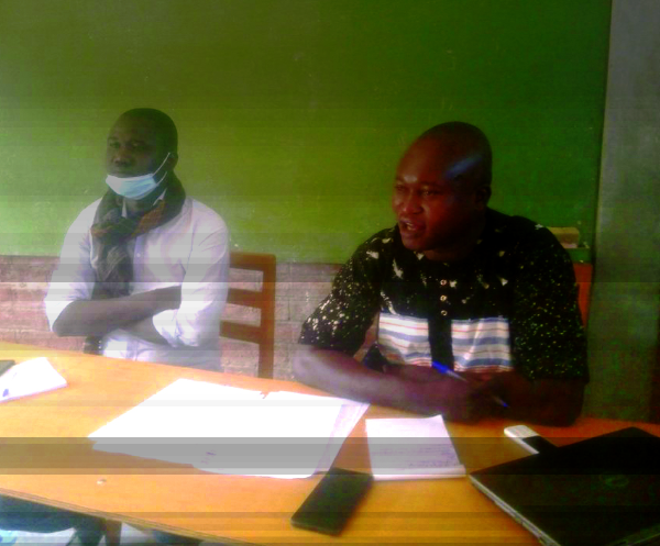 Djimrassem Thalès attire l'attention des autorités sur l'arrêt des cours