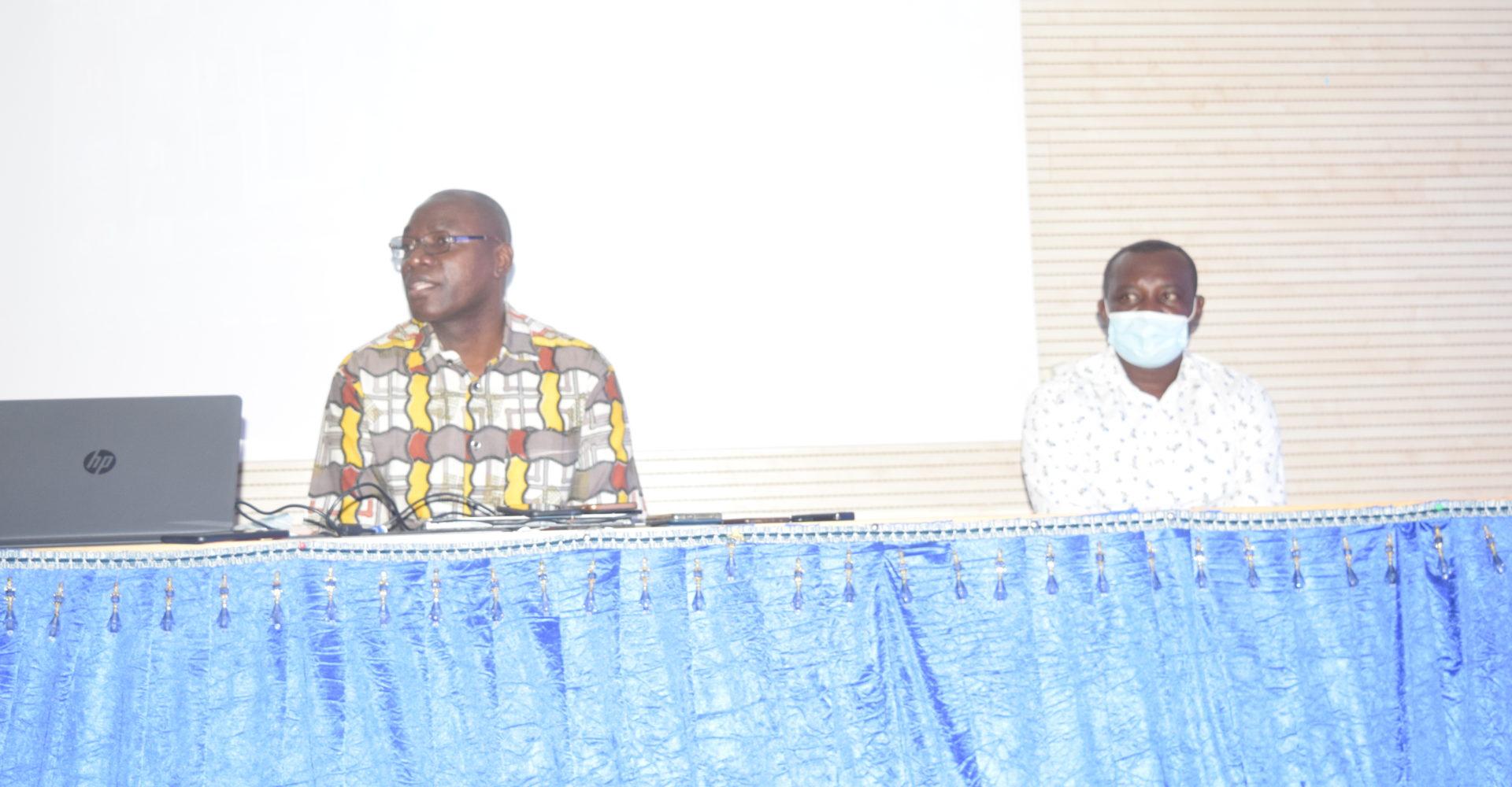 L'Unicef et NdjamVI forment les ambassadeurs U-Report 1
