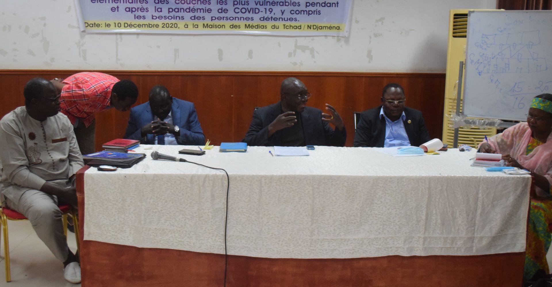 L'Acat-Tchad célèbre le 72ème anniversaire de la déclaration universelle des droits de l'homme 1