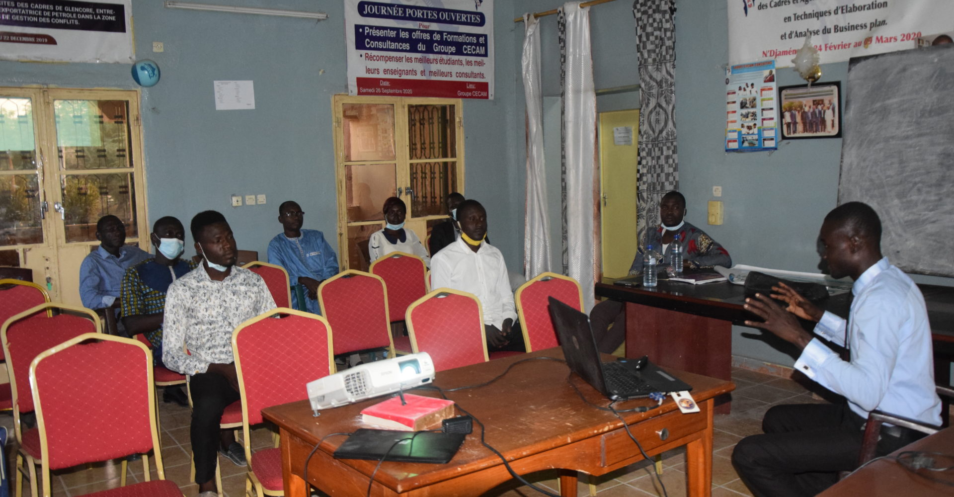 Un échange pour une démarche qualité sur la production agroalimentaire et des structures sanitaires 1