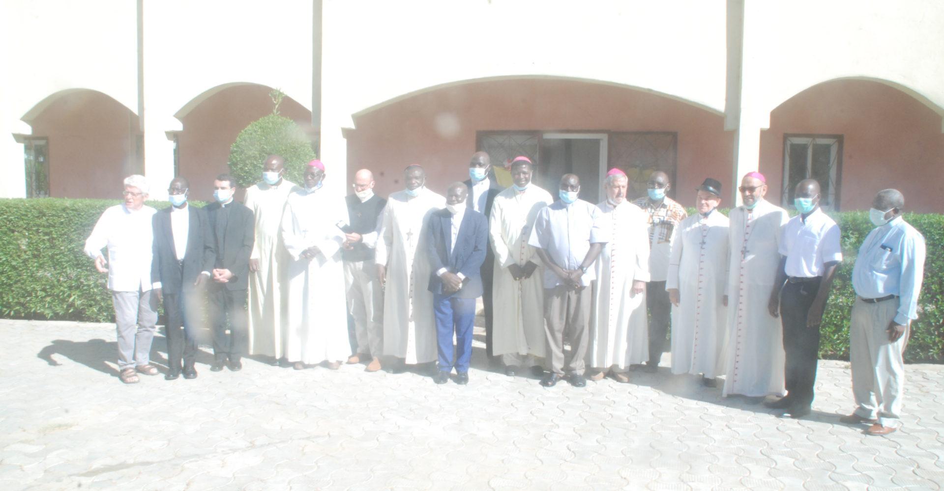 Les évêques du Tchad en conclave jusqu'au 13 décembre 1