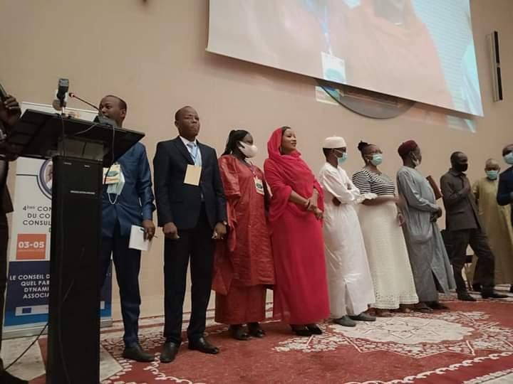 Ouverture du 4ème congrès ordinaire du Cncj 1